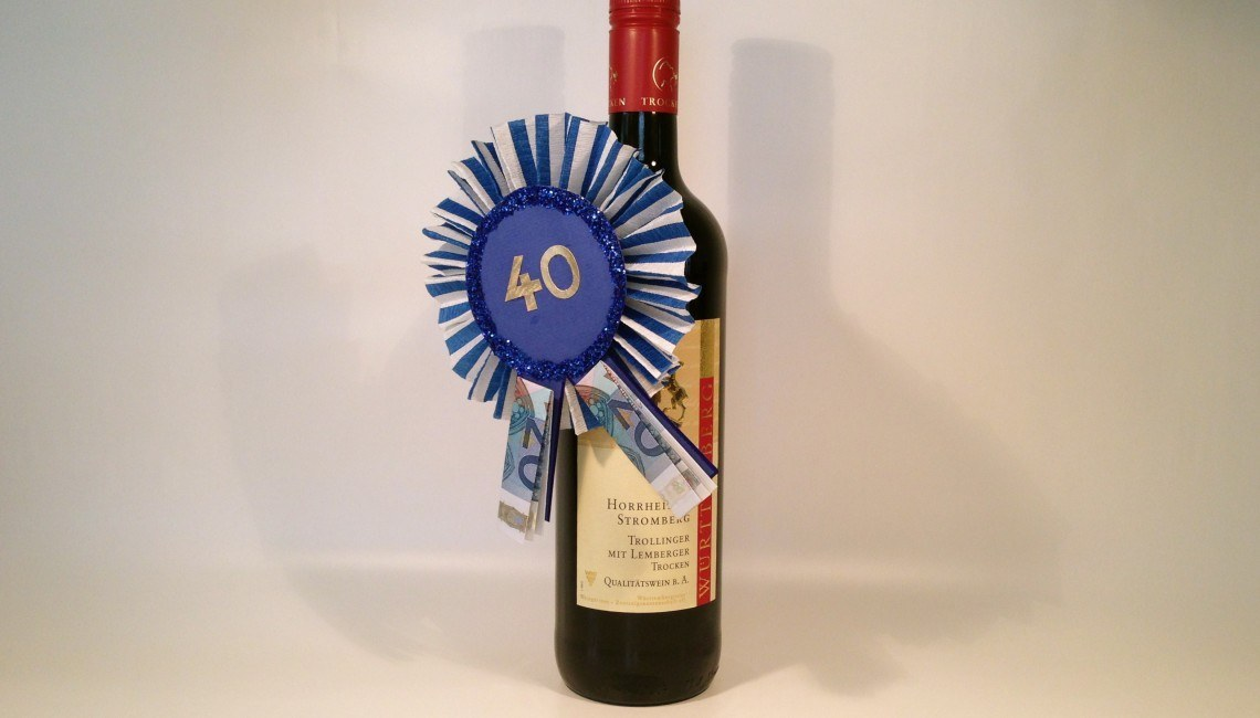 Orden Zum 40 Geburtstag