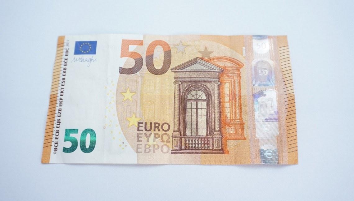Einhorn Geldgeschenk