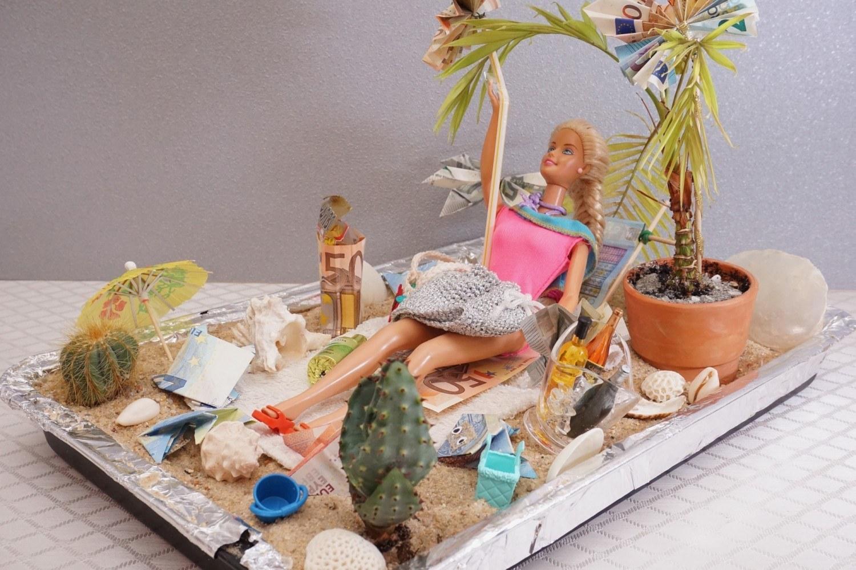Barbie Goes Holiday Geld Zum Reisen Egal Ob Zur Hochzeit Oder Zum